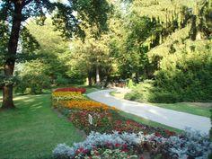 Mozirski gaj, flower park, Slovenia