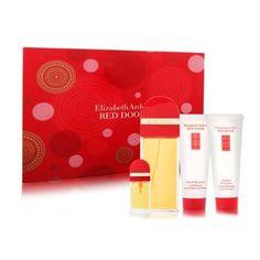 Red Door by Elizabeth Arden for Women 4 Piece Set Includes: 3.3 oz Eau de Toilette Spray + 0.33 oz Eau de Toilette... $48.49