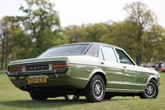 Ford Granada...just like mine ! 3.0 Ghia ..Power and comfort !!
