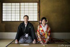 アメリカからgoogleで見つけて、はるばると京都で前撮り |*ウェディングフォト elle pupa blog*