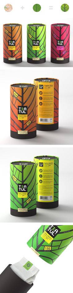 Teatul Tea by Pavla Chuykina - colourful and a lot going on but somehow not too busy..