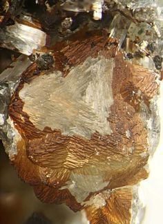 Grossular (Var: Hibschite)