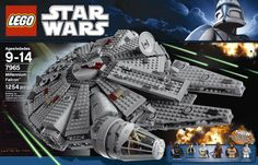 LEGO Star Wars - Millennium Falcon (7965) at Walmart.ca
