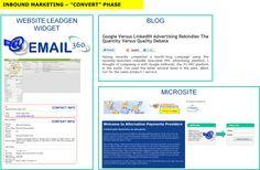 Digital Marketing - Convert Phase