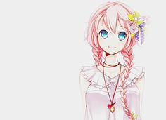 anime gorgeous pics | ... Permalink Posted at 11:13 AM Tagged: anime girl pink hair cute kawaii