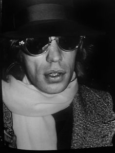 Mick Jagger: Style Inspiration at MKC