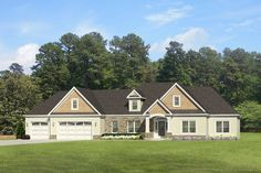 ePlans Ranch House Plan – Impressive Open Plan With Coffered Great Room – 2272 Square Feet and 2 Bedrooms from ePlans – House Plan Code HWEPL76676