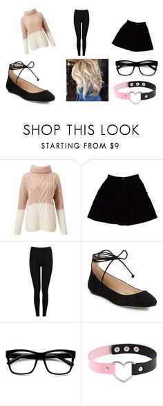 """""""Ellie's Outfit"""" by lizzie12304 on Polyvore featuring Miss Selfridge, Opening Ceremony, Heat Holders, Karl Lagerfeld and ZeroUV"""