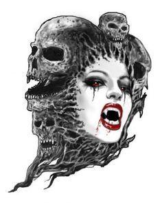 vampire tattoo - Αναζήτηση Google