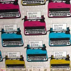 Fhttp://www.plushaddict.co.uk/fashion-canvas-typewriters.html ashion Canvas - Typewriters