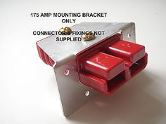 ANDERSON, DURITE, REMA PLUG SB 175 AMP FLUSH PANEL MOUNTING BRACKET CONNECTOR in Vehicle Parts & Accessories, Car Parts, Electrical Components | eBay!