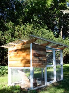 great chicken coop