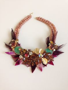Charlotte Hosten one-of-a-kind necklace