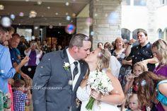 Bride and groom. Bubble wedding inspiration. Wedding photography inspiration.