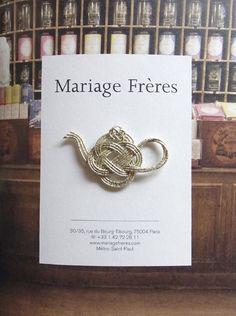 マリアージュ フレール〈MARIAGE FRERES〉|勝手にSeries|TIER〈タイヤー〉