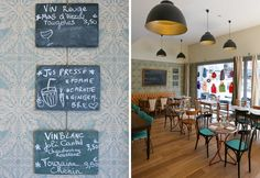 HiP Paris Blog,  La Cantine Vagabonde Paris ... hip new restaurant in the 19th! photo: Didier Gauducheau,