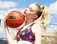 Marley Kate Summer Fashion Shoot // Sporty In The City
