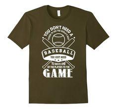 The World's Best Baseball T Shirt- Players Game T Shirt