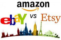 Guía para vender en Amazon, Ebay y Etsy los mayores mercados en línea - http://spainbox.com/guia-para-vender-en-amazon-ebay-y-etsy-los-mayores-mercados-en-linea/