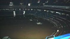 Saddle Dome, upto the 10th row, locker rooms and keepsakes, gone. Calgary AB Floods, 2013