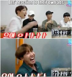 Ouh god //BTS- MY REACTION WAS THE SAME YO LMAO