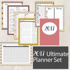 Ultimate Planner Set 5