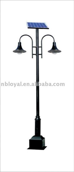 Solar Outdoor Lamp Post Light