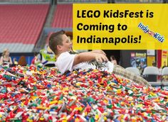 VERY LIMITED # OF TICKETS LEFT! @LEGOKidsFest - LEGO KidsFest In Indianapolis | Indy with Kids