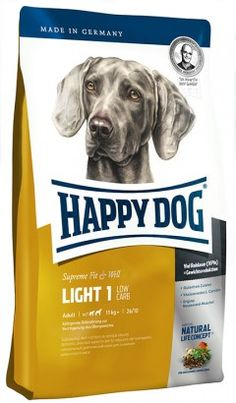 Animalerie Happy Dog Supreme Fit & Well Light 2 Low Fat pour chien 125 kg Best Natural Dog Food, Supreme, Fat Amy, Dog Diet, Low Fat Diets, Puppy Food, Happy Dogs, Dog Food Recipes, Dogs And Puppies