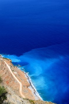 """Your Daily Moment of """"Go Slowly""""  We Love Crete ..."""