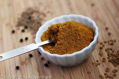 Makes about 1/4 cup Curry powder isn't just for India anymore. Fijians, all the way in Polynesia, also love the golden goodness. I took a look at Mark Bittman's curry recipes (he has three differen...