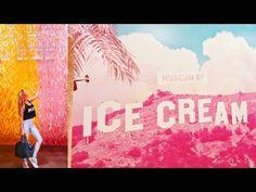 MUSEUM OF ICE CREAM - YouTube