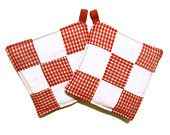 red and white kitchen on Etsy, a global handmade and vintage marketplace.