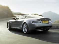 Aston Martin DB9 '2012