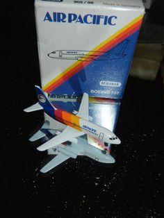 Air Pacific Schabak Boeing 737 1:600 Model