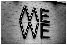And Them .. ME WE. Studio Museum Harlem by Speranzacasillo #quote