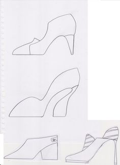 inspiration from Manolo Blahnik