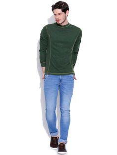 Dream of Glory Inc. Green T-shirt