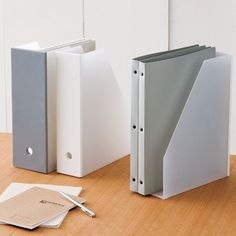 ファイルケース ST ワイド ( ファイルボックス インテリア ファイルスタンド ) リビングート ヤフー店 - Yahoo!ショッピング - Tポイントが貯まる!使える!ネット通販