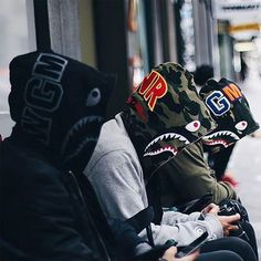 Team. #BAPE #ABATHINGAPE #CLUBBAPE by clubbape