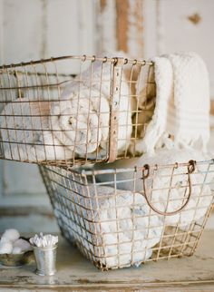 Nine Space Lattice Bath Sheets