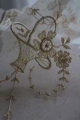 ココン・フワット Coconfouato [アンティーク照明&アンティーク家具] アンティーククロス アンティークファブリック アンティークテキスタイル  ファブリック レース --cloth--