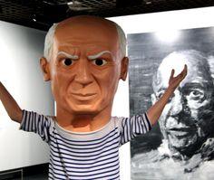 Picasso Mania Expo. L'exposition met en lumière l'influence de Picasso sur les artistes contemporains: L'effet Picasso!