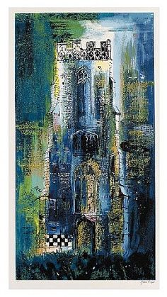 artnet Galleries: Stansfield by John Piper from Dominic Guerrini Fine Art