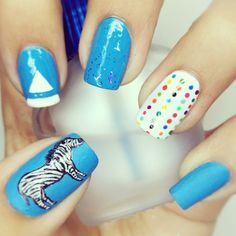 30 seconds to mars nail design