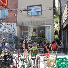 Toronto: Hibiscus - Kensington Market -   #Toronto, ON, #Canada via #Yelp