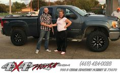 https://flic.kr/p/AJZjY9 | Congratulations Katherine  from Trent Barden at 4x4Works! | deliverymaxx.com/DealerReviews.aspx?DealerCode=B127