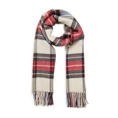 Echarpe à carreaux écossais Plaid Scarf, Headscarves, Woman Fashion 1099331c336