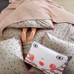 bedding set laredoute AM.PM. kids deco