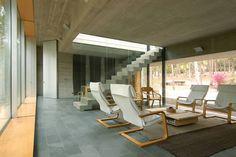 Modern House - Omnibus house - Architects Gubbins